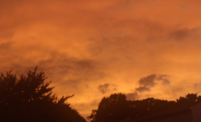 8/18/2017 Sunset