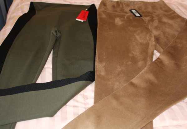 Spanx Leggings & Lea & Viola Solid Legging