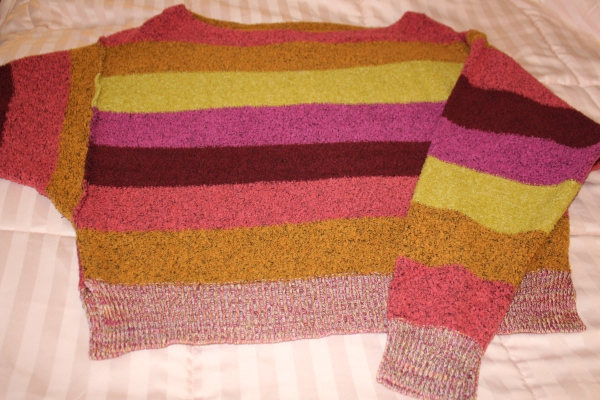 Free People Candyland Sweater